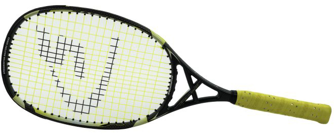 Speedminton Easy Court Pro Racquet-Green